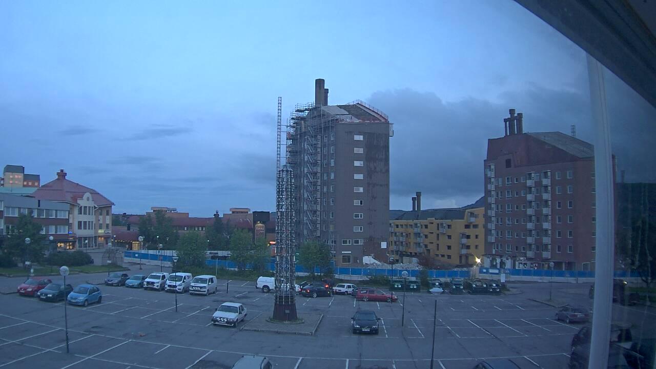 Webcam in Kiruna
